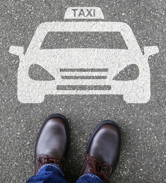 Réservation de taxi 24h/24 & 7j/7